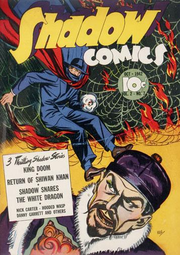 Shadow Comics 19