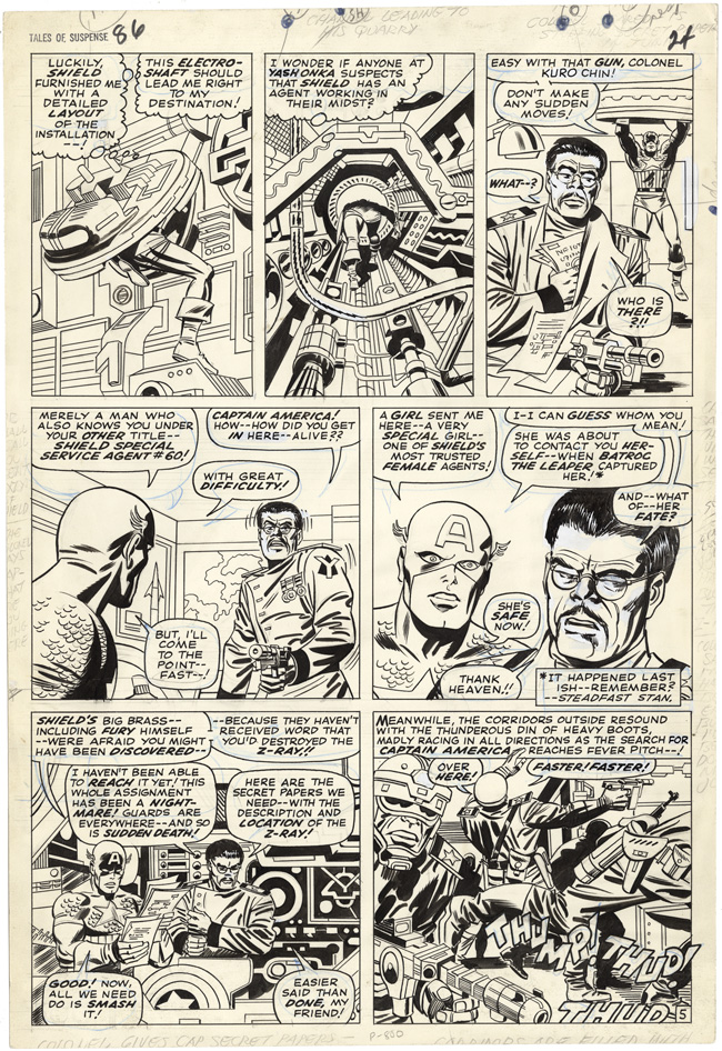 Tales of Suspense 86 page 5