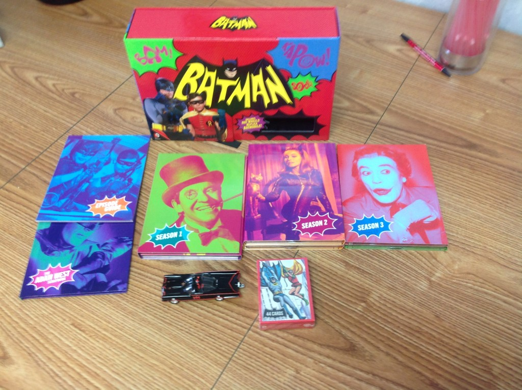 Batman Complete Series Box Set