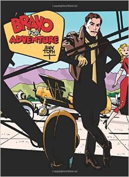 Toth Bravo cover