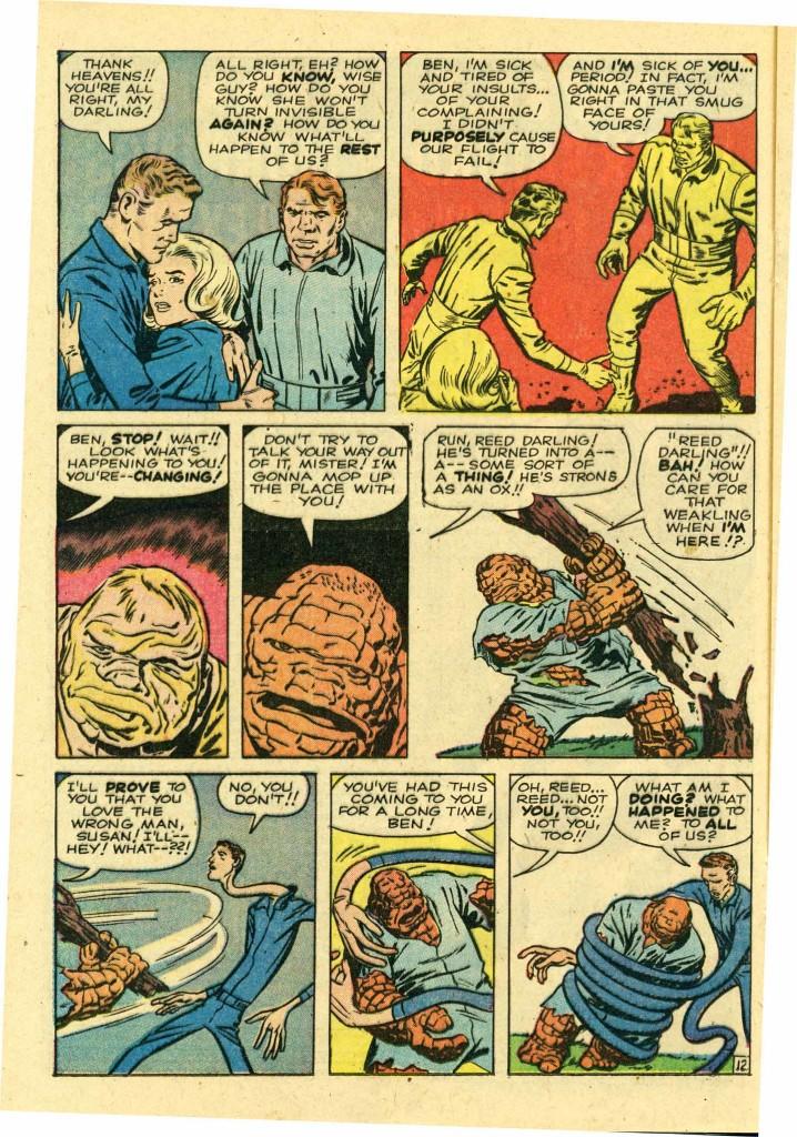 Fantastic Four #1 page 12