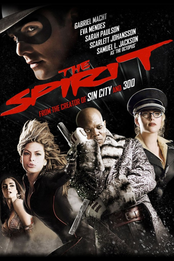 The Spirit 2008 movie